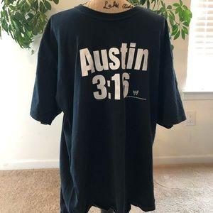 Steve & Barry's Shirts - Vintage Stone Cold Steve Austin tee xxl Austin 316
